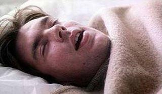 Почему во сне пересыхает во рту