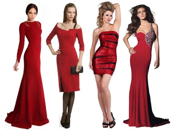 Женское платье на Новый год Обезьяны 2018: модные новинки, цвета и фасоны   фото
