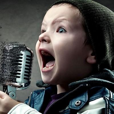 Как быстро сделать чтобы голос был грубым