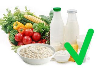 Гипоаллергенная диета при пищевой аллергии